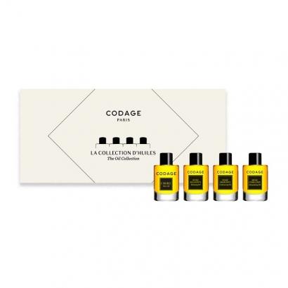 """Coffret """"La collection d'huiles"""""""