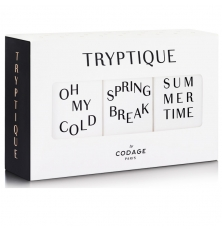 Tryptique Seasonal