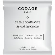 Scrubbing cream