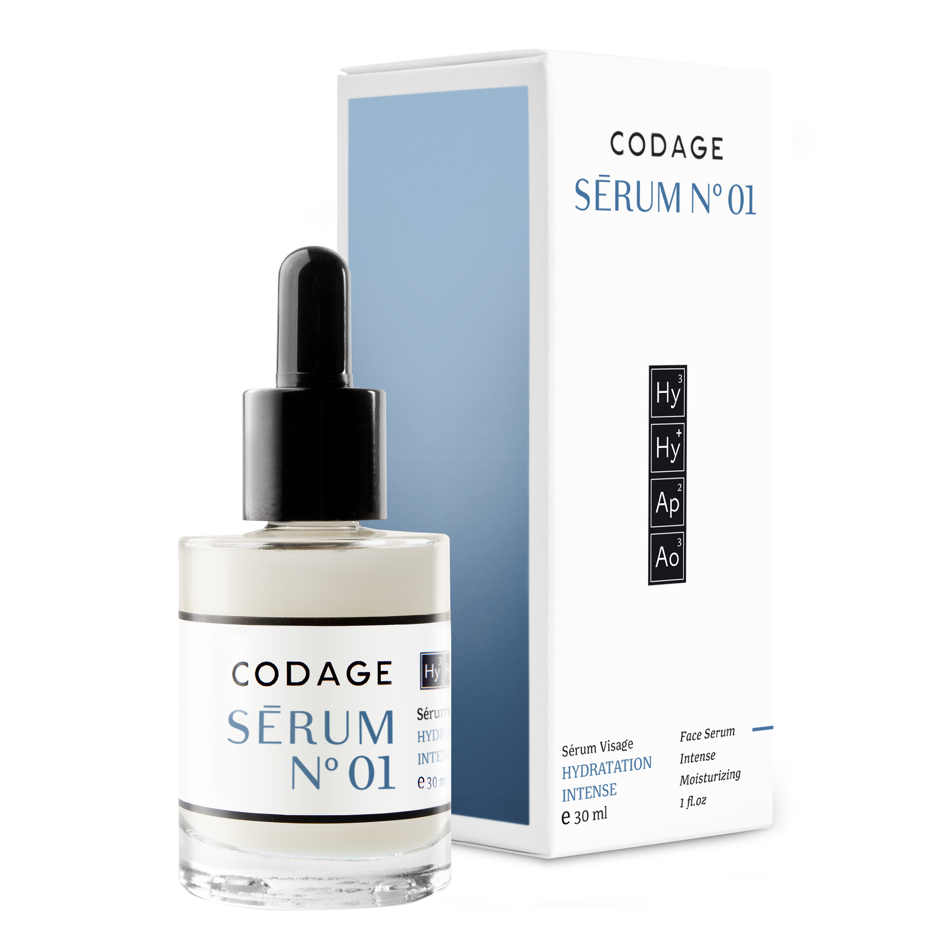 Serum n°1 Intense Moisturizing