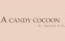 a candy cocoon