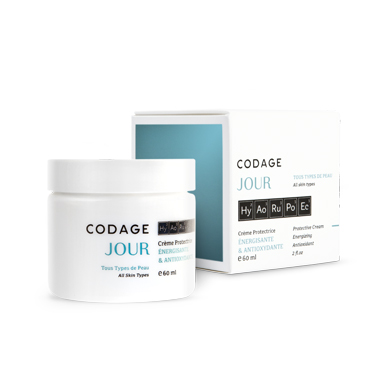 CODAGE jour Energizing and Antioxidante day cream