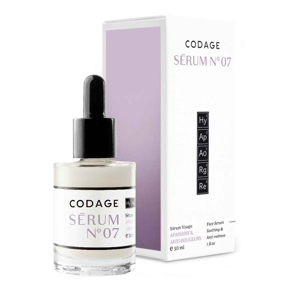 face serum soothing and anti-redness