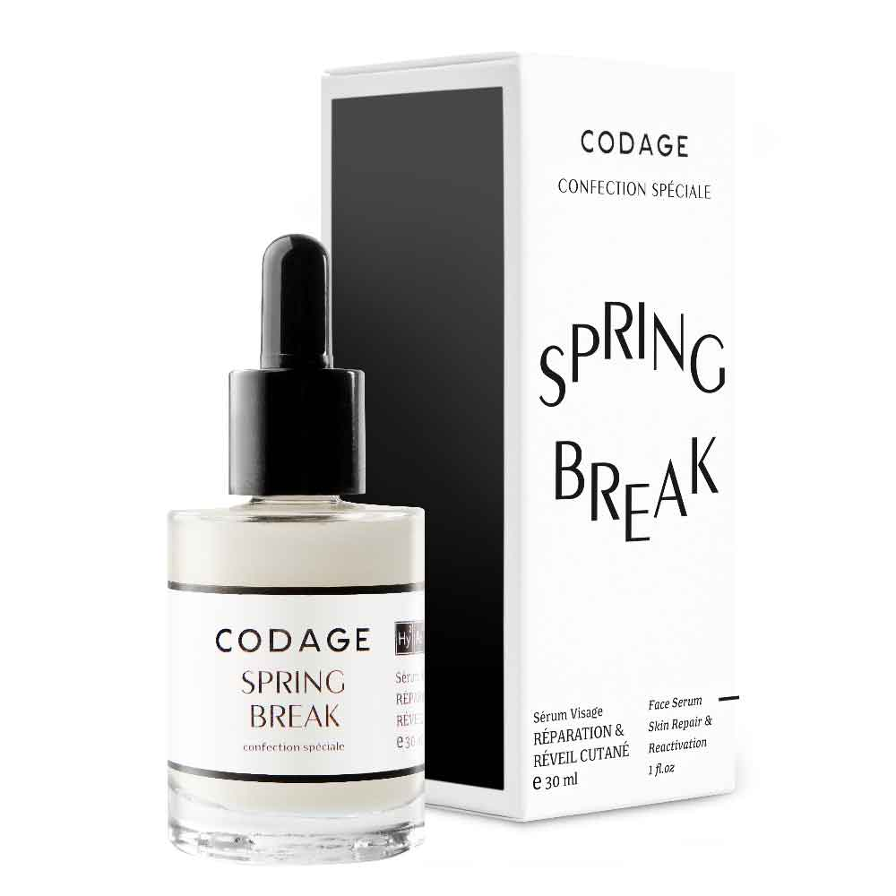 Spring Break Skin repair and reactivation